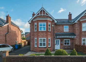 Thumbnail 4 bed semi-detached house for sale in Graysands Road, Hale, Altrincham