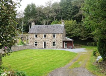 Thumbnail 3 bed cottage for sale in Logierait, Pitlochry