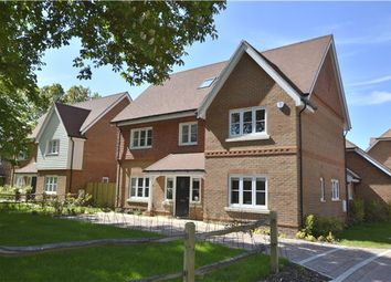 Thumbnail 5 bed detached house for sale in Oakwood Road, Horley