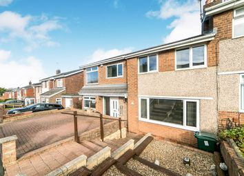 Thumbnail 4 bed semi-detached house for sale in Beweshill Crescent, Blaydon-On-Tyne, Tyne And Wear