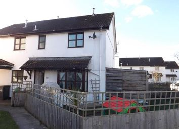 Thumbnail 2 bed end terrace house for sale in Newton Abbot, Devon, England
