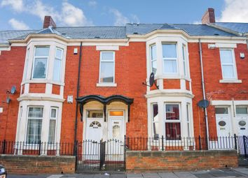 Thumbnail 2 bed flat for sale in Fairholm Road, Newcastle Upon Tyne