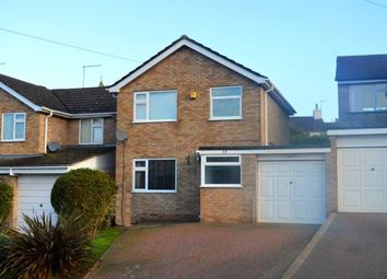 Thumbnail 4 bed link-detached house to rent in Westbrook, Blisworth, Northampton