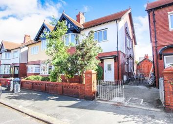 Thumbnail 5 bed semi-detached house for sale in Park Road, Lytham St Anne's, Lancashire, England