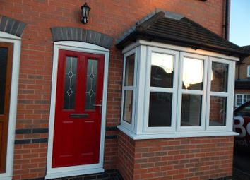 Thumbnail 2 bed semi-detached house to rent in Sandhills Park, Newark