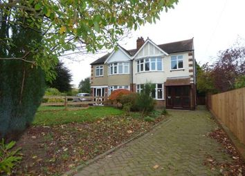 Thumbnail 3 bed semi-detached house for sale in Duffield Road, Darley Abbey, Derby, Derbyshire