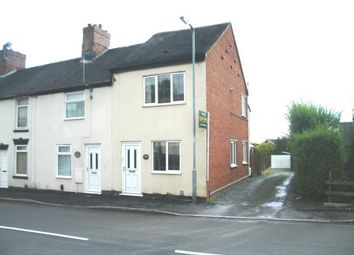 Thumbnail 2 bed end terrace house for sale in Chase Road, Burntwood