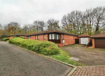 Thumbnail 3 bedroom detached bungalow for sale in Trubys Garden, Coffee Hall, Milton Keynes
