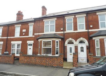 Thumbnail 3 bed terraced house for sale in Catherine Street, Derby
