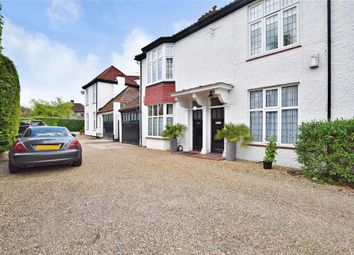 Thumbnail 4 bed maisonette for sale in Benhill Wood Road, Sutton, Surrey