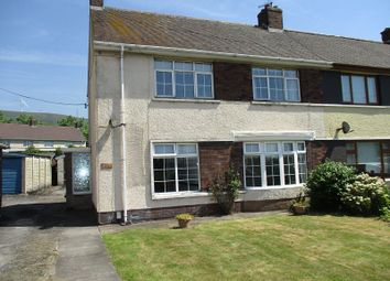 Thumbnail 3 bedroom semi-detached house for sale in Abbots Close, Margam, Port Talbot, Neath Port Talbot.