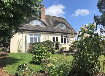 Thumbnail 4 bed detached house for sale in Buckerell, Honiton