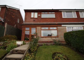 Thumbnail 3 bed semi-detached house for sale in Stoneyroyd, Whitworth, Rochdale, Lancashire