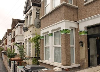 Thumbnail 2 bed flat to rent in Theobald Road, Walthamstow, London