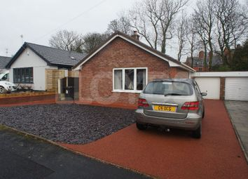 Thumbnail 2 bed detached bungalow to rent in Rectory Close, Winwick, Warrington