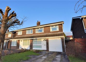 Thumbnail 3 bed semi-detached house for sale in Ovington Drive, Southport