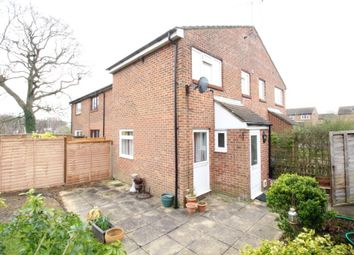 Thumbnail 1 bed terraced house to rent in Kenilworth Close, Crawley