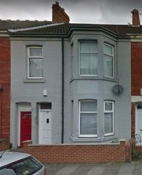Thumbnail 5 bedroom terraced house to rent in King John Terrace, Heaton, Newcastle Upon Tyne