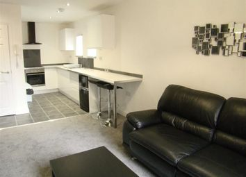 Thumbnail 2 bedroom flat to rent in Savoy Workshops, Willoughby Street, Lenton, Nottingham