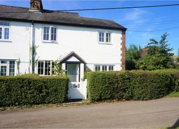 Thumbnail 4 bed semi-detached house for sale in Romney Street, Shoreham, Sevenoaks