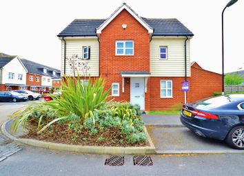 3 bed end terrace house for sale in Daylesford Grove, Cippenham, Slough SL1
