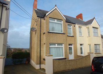 Thumbnail 3 bed semi-detached house for sale in Starbuck Road, Milford Haven, Pembrokeshire