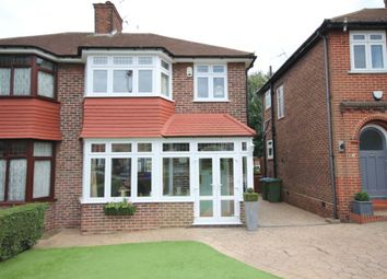Thumbnail 3 bed semi-detached house for sale in Kinlet Road, London