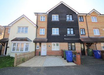 Thumbnail 4 bed town house for sale in Bell-Reeves Close, Stanford-Le-Hope
