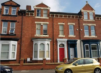 Thumbnail 7 bed block of flats for sale in Hartington Road, Stockton-On-Tees