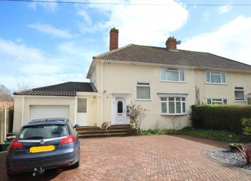 Thumbnail 4 bed semi-detached house for sale in Woodbury Road, Bridgwater