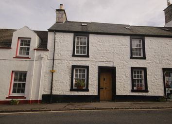 Thumbnail 2 bed terraced house for sale in High Street, New Galloway