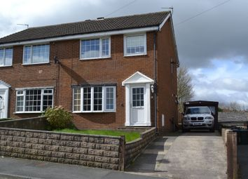 Thumbnail 3 bedroom semi-detached house for sale in Rudding Crescent, Allerton, Bradford