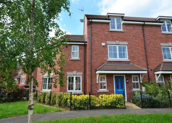 Thumbnail 4 bed semi-detached house for sale in College Green Walk, Mickleover, Derby