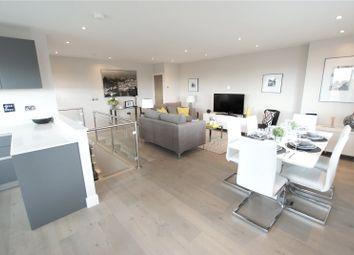 Thumbnail 2 bedroom flat for sale in Geneva House, 3 Park Road, Peterborough, Cambridgeshire