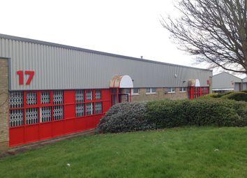 Thumbnail Warehouse to let in Unit 17/18 Monckton Road Industrial Estate, Monckton Road, Wakefield