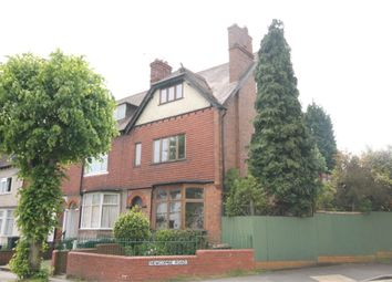 Thumbnail 5 bedroom end terrace house for sale in Earlsdon Avenue North, Earlsdon, Coventry