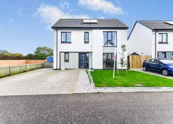 Thumbnail Detached house for sale in Langmuir Quadrant, Kilmaurs, Kilmarnock