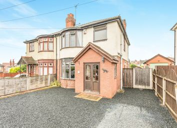 Thumbnail Semi-detached house for sale in Spring Grove Road, Kidderminster