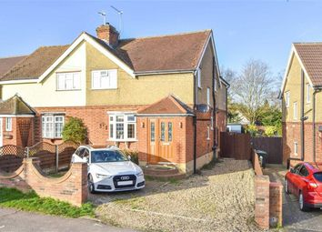 Thumbnail 3 bed semi-detached house for sale in Hansells Mead, Harlow, Essex