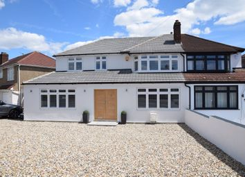 Thumbnail 4 bed semi-detached house for sale in Fairwater Avenue, Welling