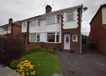 Thumbnail 3 bed semi-detached house for sale in Cambridge Road, Bromborough, Wirral