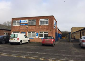 Thumbnail Industrial to let in 12 Cannock Street, Leicester