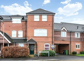 Thumbnail 4 bed town house for sale in Britannia Drive, Beggarwood, Basingstoke
