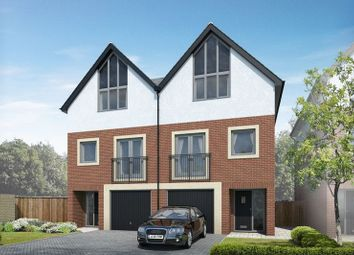 Thumbnail 3 bedroom semi-detached house for sale in Plot 5, Nautilus, Southampton Road, Portsmouth