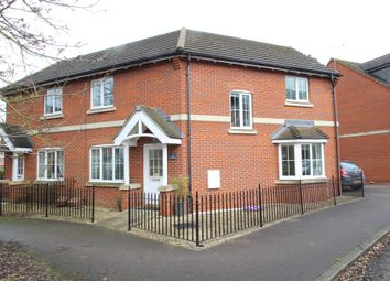 Thumbnail 3 bed semi-detached house for sale in Maple End, Weston Turville, Aylesbury