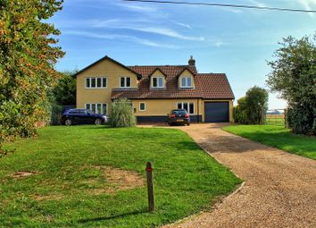 Thumbnail 5 bed detached house for sale in Brook End, Cottered, Buntingford
