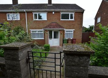 Thumbnail 3 bed end terrace house to rent in Dragonby Road, Scunthorpe