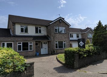 Thumbnail 4 bed detached house to rent in Cog Road, Sully, Penarth