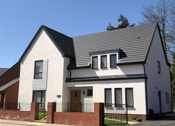 Thumbnail 4 bedroom detached house for sale in Great Woodcote Park, Off Topsham Road, Exeter