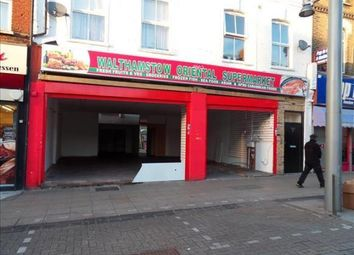 Thumbnail Retail premises to let in 163-165 High Street, London